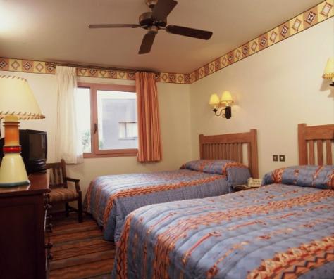 Описание: Disney Hotel Santa Fe