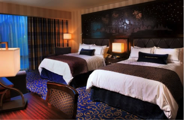 Описание: Disneyland Hotel 5
