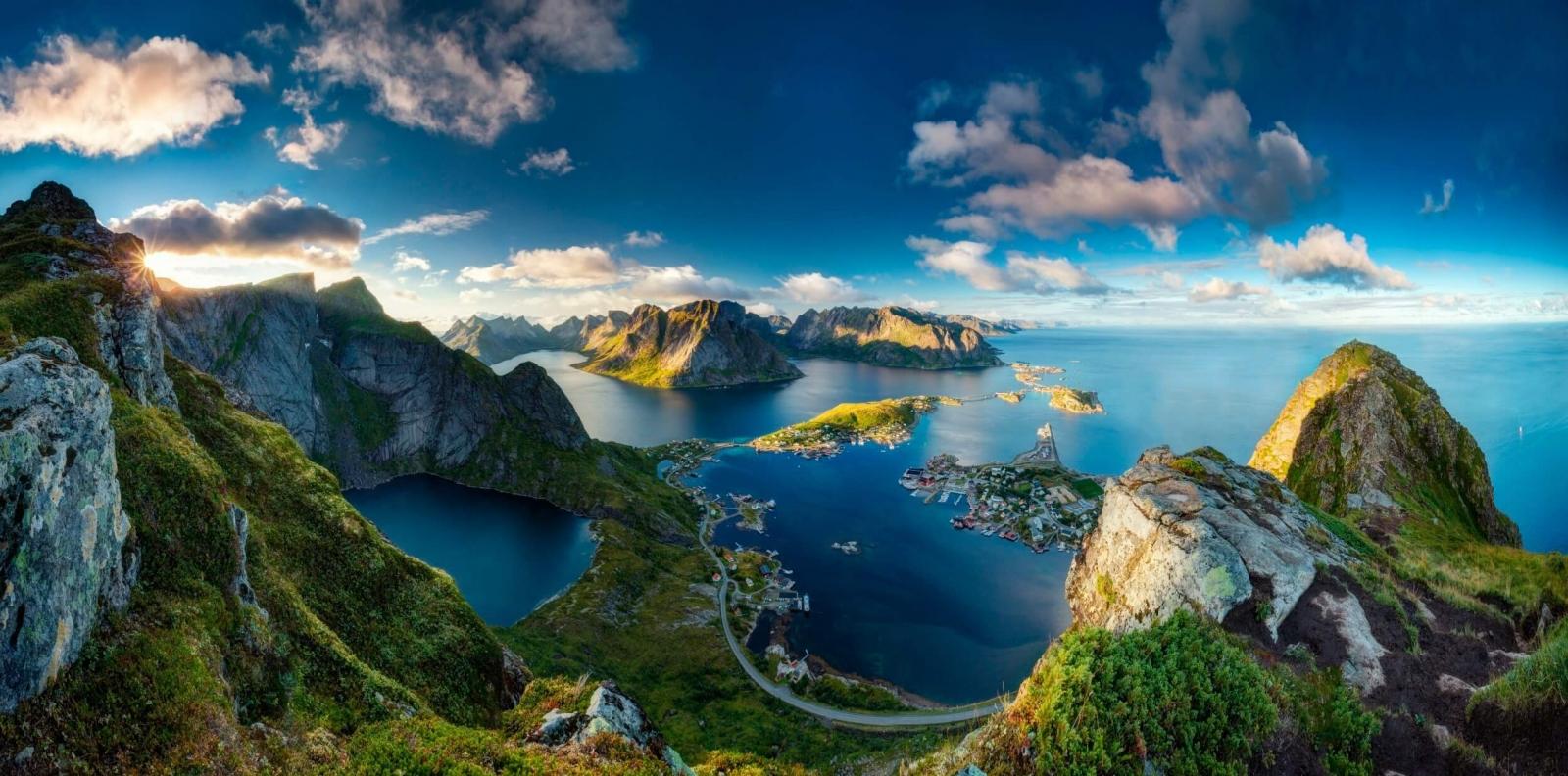 Fordy Nalegke Norvegiya Tury V Norvegiyu Putevki V Norvegiyu